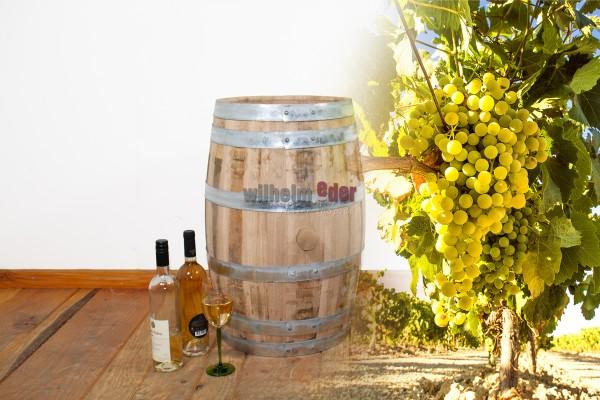 Fût vin blanc 50 l - conversion