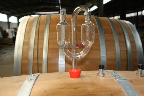 Tubes de fermentation pour les tonneaux > 5000 l