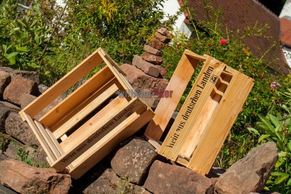 Caisses en bois nouveau