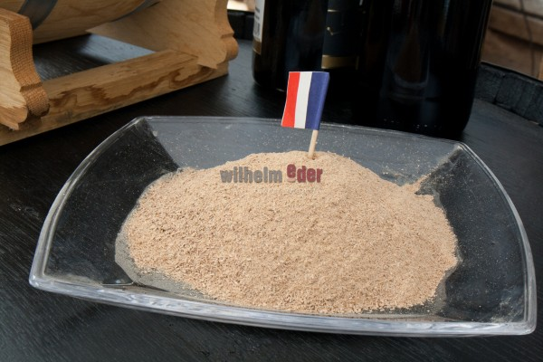 Poudre de chêne français - non chauffée