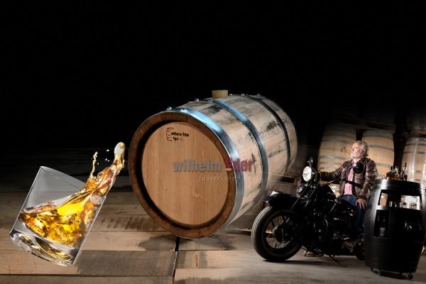 Fût de bourbon Jack Daniel's 30-50 l - demonté