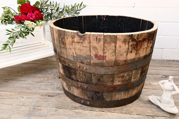 Bac à fleurs - 1/2 fût de Bourbon