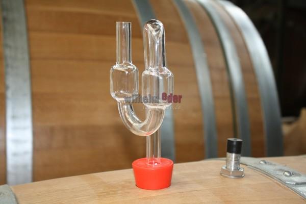 Tubes de fermentation pour les tonneaux 600 - 5000 l