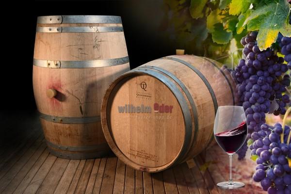 Fût de vin rouge 225 l - Millésime 2017-2018 - Château Les Gravières