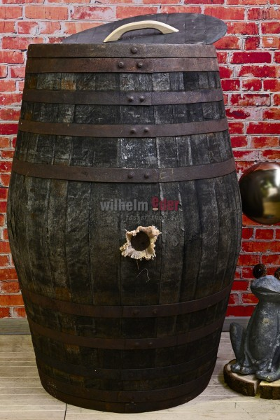 Baril de pluie 500 l - Whisky