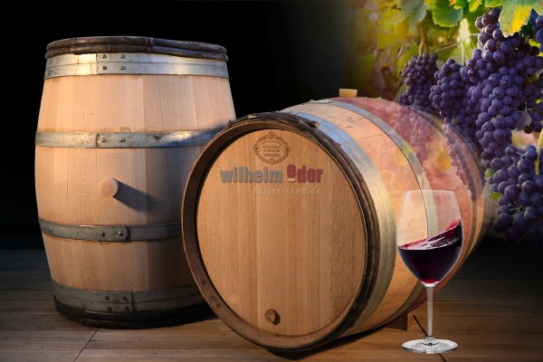 Fût de vin rouge - millesime 2018 - Bourgogne