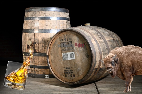 Fût de Bourbon 190 l - Buffalo Trace