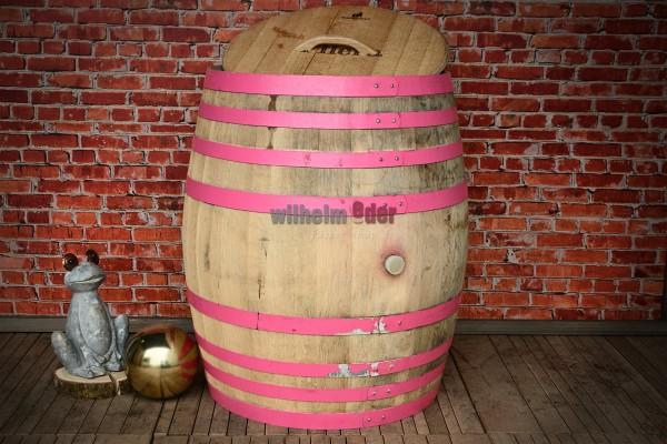 Baril de pluie 500 l - Think Pink