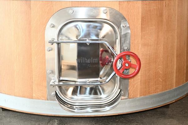 Porte en acier inoxydable pour Cuves de fermentation