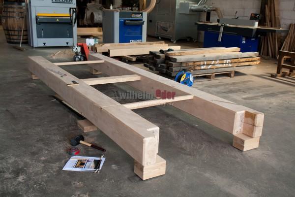 Tombours de stockage de bois de chêne