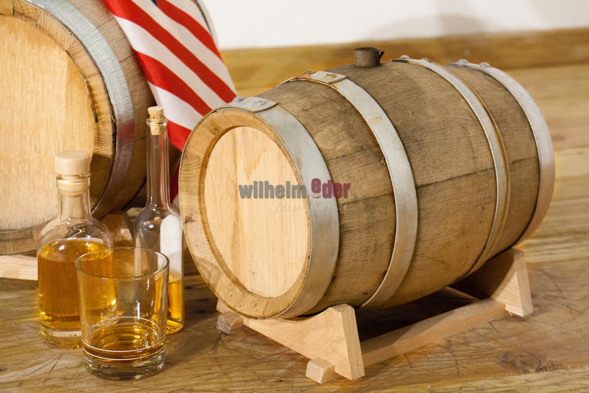 Petits Futs D Occasion Ex Bourbon 5 L 10 L Tonneaux Boutique Fr