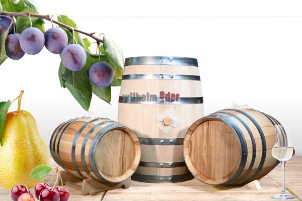 Fût à distillat de 28 l - 300 l en bois de frêne