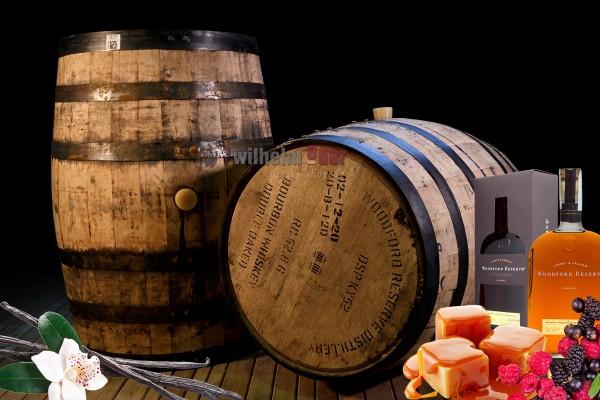 Tonneau à bourbon 190 l - Woodford - Double oak