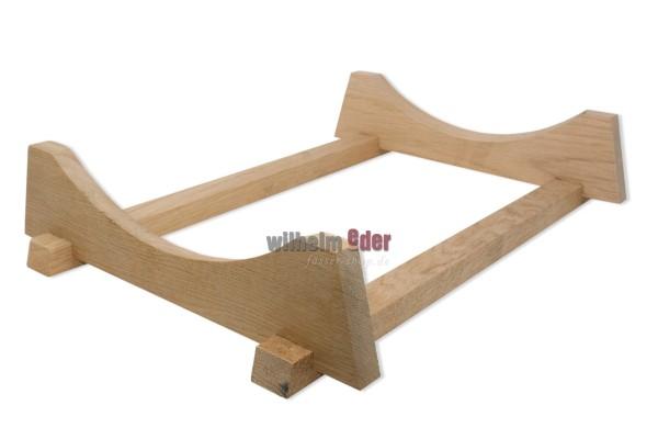 Tambour de stockage en bois de mélèze pour des fûts 20-50 l
