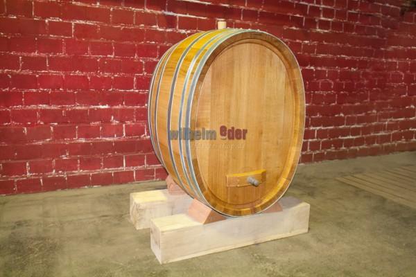 EDER - FassStolz® 300 l ovale - Chêne allemandes