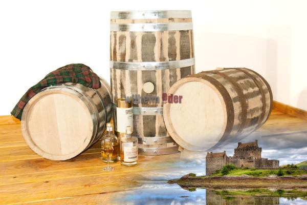 Fûts de Single Malt Whisky 20 l - 100 l