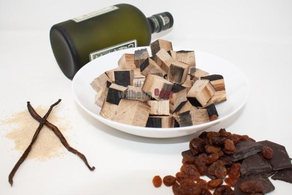 Cubes de Rum