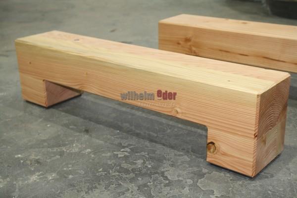 Supports pour fûts en bois