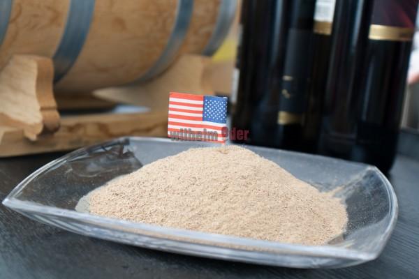 Poudre de chêne américain - non chauffée