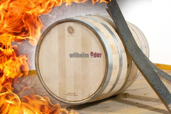 Cooper's Reserve barrel 200 l - Chêne américain