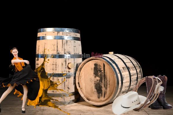 Petits fût d'occasion 125 l - Sherry - Whisky