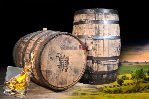 Fût de Bourbon 190 l – Clermont Springs