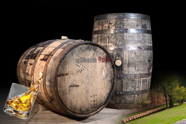 Fût de Bourbon 190 l - twice selected