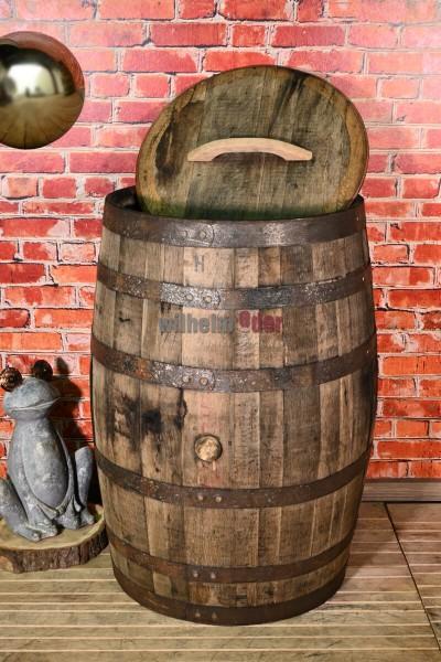 Baril de pluie 190 l - Whisky barrel - Summer Special