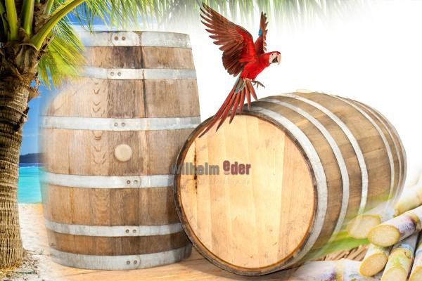 Tonneau de Rhum 190 l - Martinique