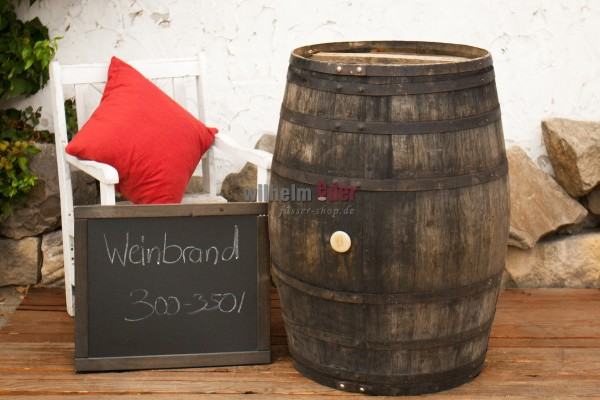 Fut décoration 300 l - Brandy