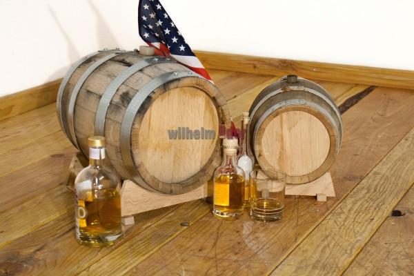 Petits fût d'occasion Bourbon 5 l - 10 l