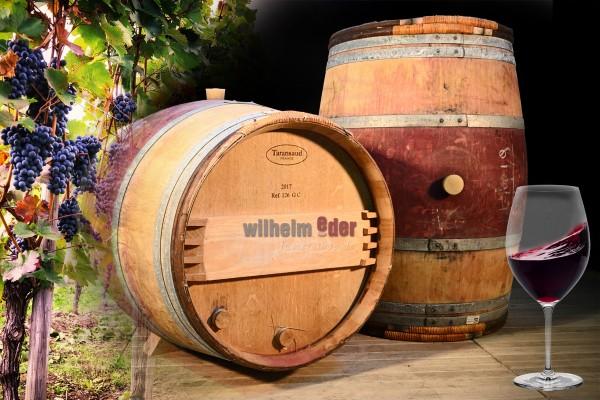Fût de vin rouge - millesime 2017 - Château Leoville las Cases