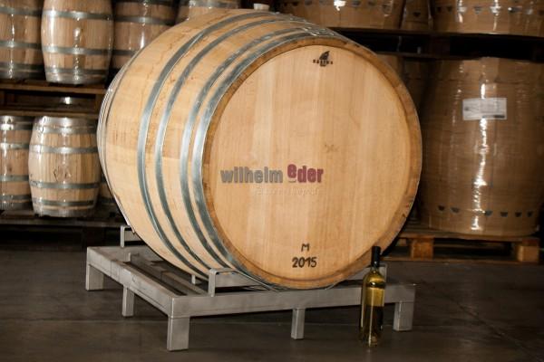 Fût vin blanc 500 l vendange tardive, d'occasion