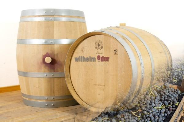 Fût de vin rouge Baden 225 l - 228 l - Millésime 2016