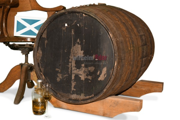 Fût de Single Malt Scotch Whisky 190 l