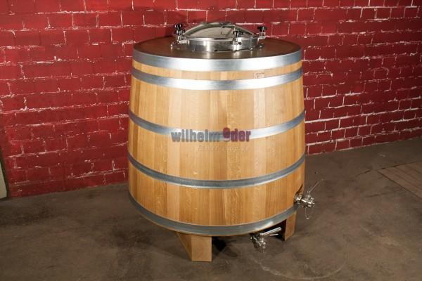 EDER - FassStolz® 1200 l Cuve de fermentation - Chêne allemand