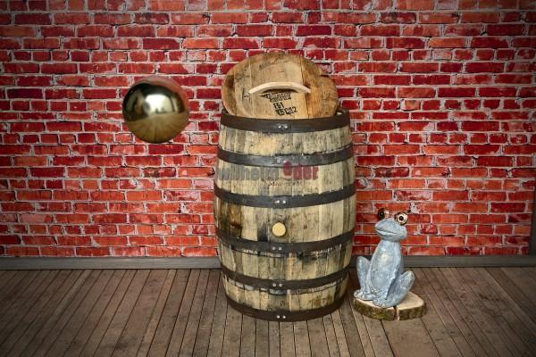 Baril de pluie 190 l - Bourbon