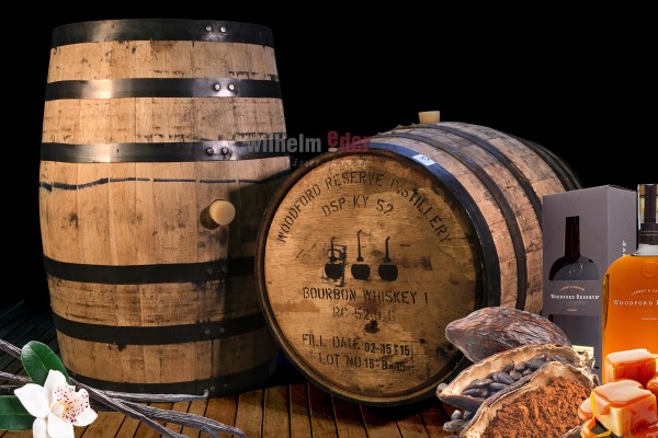 Tonneau à bourbon 190 l - Woodford Reserve