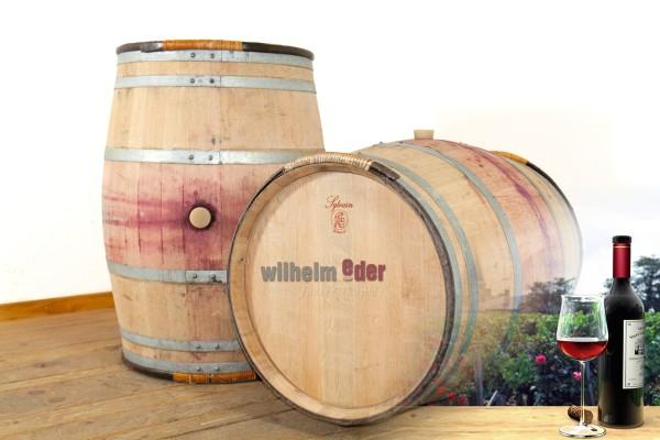 Fût de vin rouge 225 l - millésime 2017 Chateau Potensac