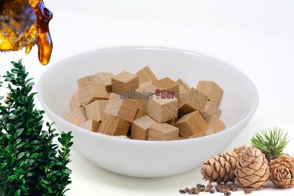 Cubes en bois de cèdre espagnole