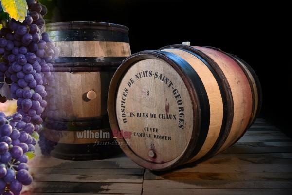 Fût de vin rouge de Bourgogne - Hospices
