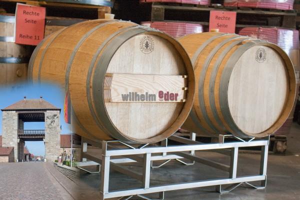 Fût vin blanc 225 l - 2018