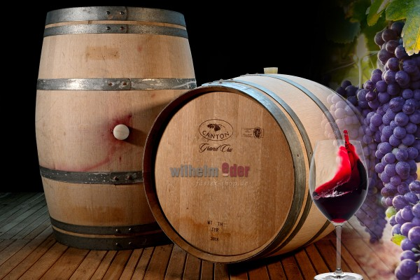 Fût de vin rouge 225 l - Millésime 2017-2018 - Château LAROSE Trintaudon